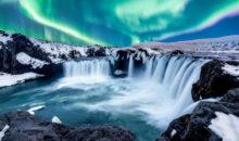 Islandija, dežela vulkanov, neokrnjene narave, gejzirjev in čudovitih slapov. Nepozabno doživetje ob opazovanju fantastičnih barv in igre svetlobe Bore Aurealis.